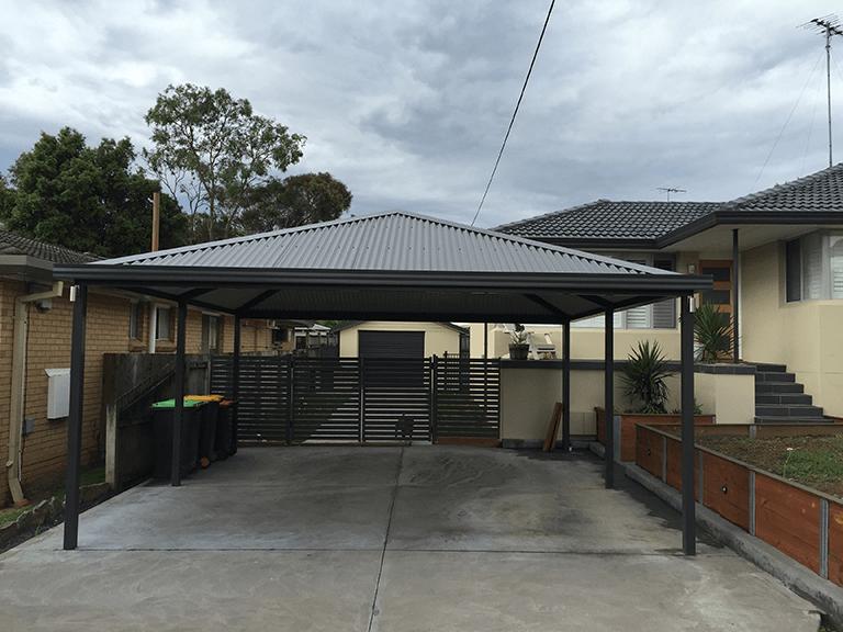 Carports Builder Outdoor Living Space Builders Hi Craft