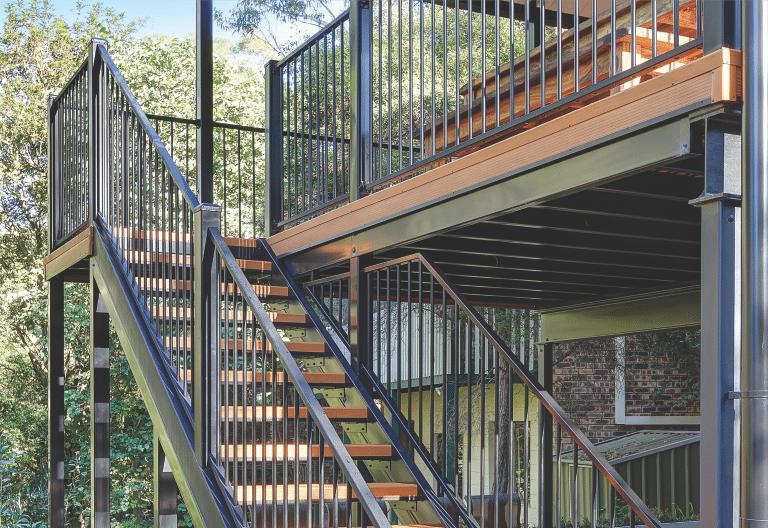 Aluminium Decks
